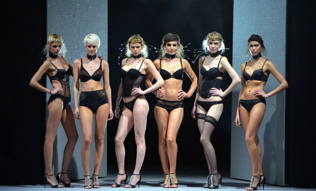 Salon de Lingerie Paris 2013