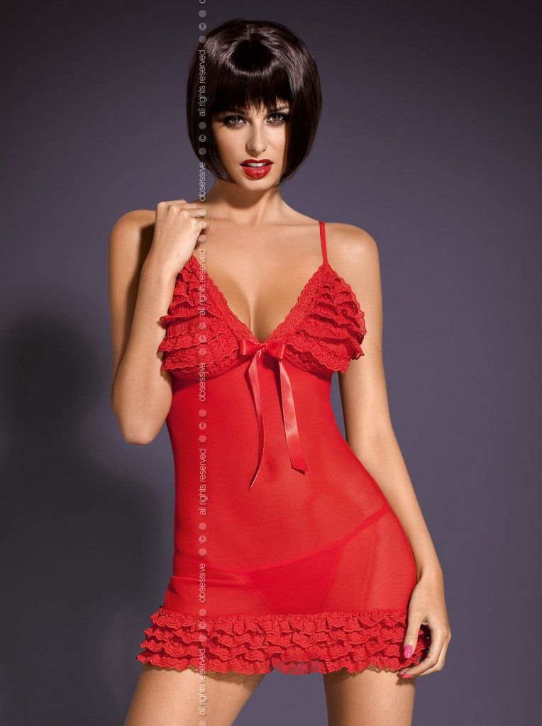 Obsessive_Madame_chemise_red
