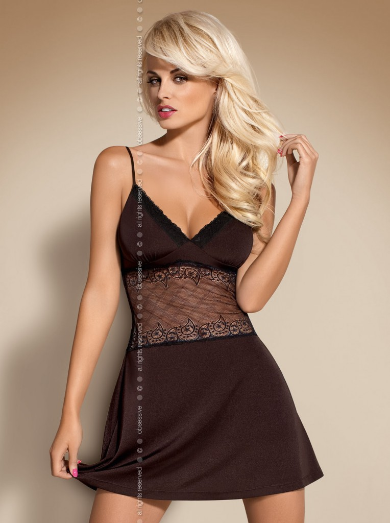 Obsessive_lamia_chemise_brown
