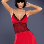 Obsessive_lamia_chemise_red