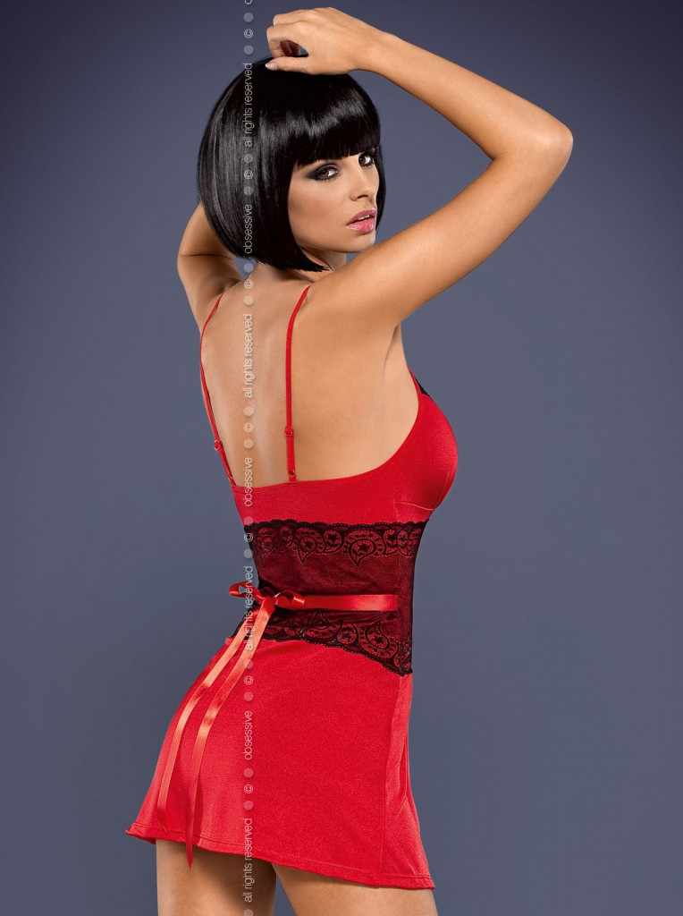 Obsessive_lamia_chemise_red_back