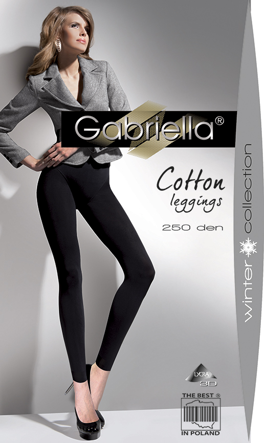 179 - Leggings Cotton 250 den