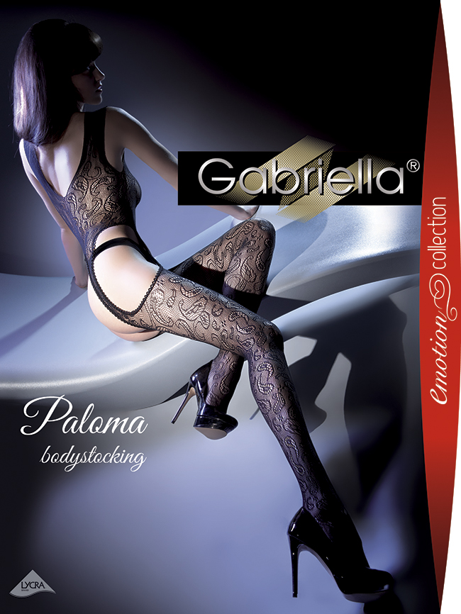 205 - Bodystocking Paloma