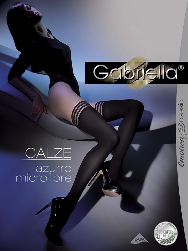 216 - Calze Azurro