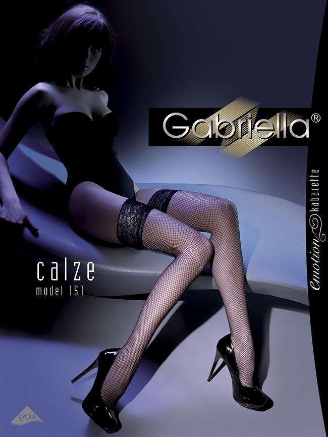 221 - Calze kabarette 151