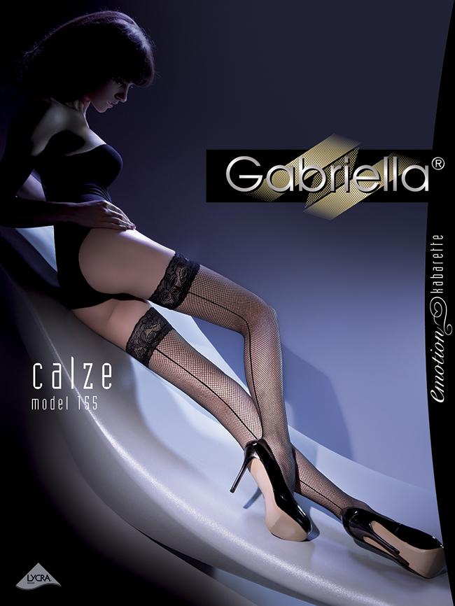 223 - Calze kabarette 155