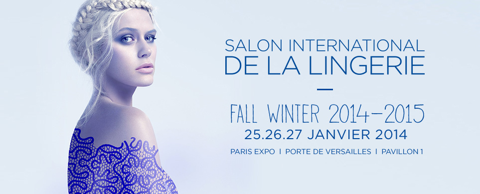 Salon de la Lingerie Paris Fall Winter 2014 2015