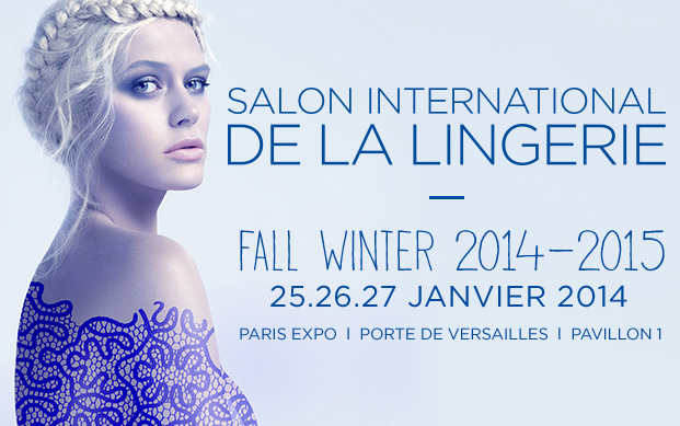 Salon international de la lingerie 2014 trade show for Salon international