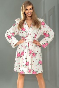 L Milla dressing-gown