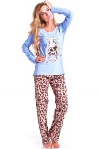 pyjama cow