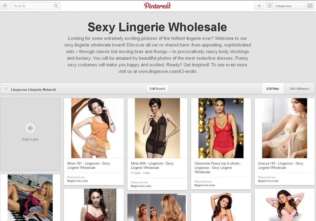 31. Sexy Lingerie Wholesale