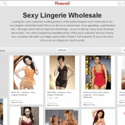 31. Sexy Lingerie Wholesale