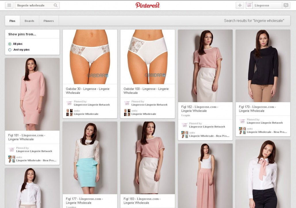 43. lingerie wholesale in Pinterest