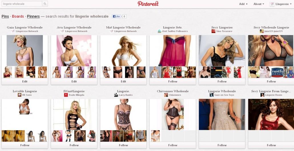 54. lingerie wholesale in Pinterest boards